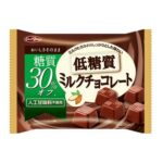 正栄デリシイ 低糖質ミルクチョコレート 150g x 16個